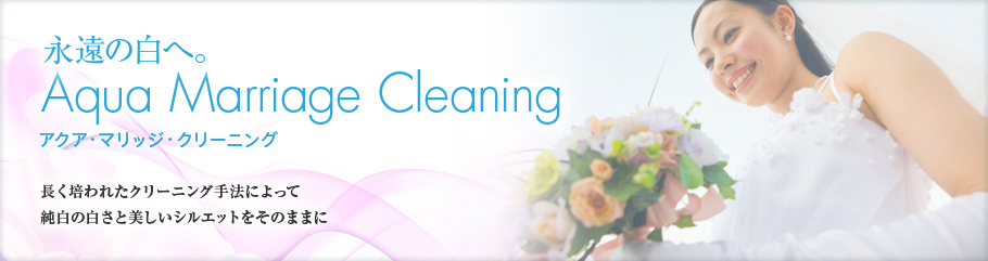 Aqua Marriage Cleaning