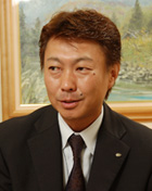 代表取締役 渡邊 泰崇