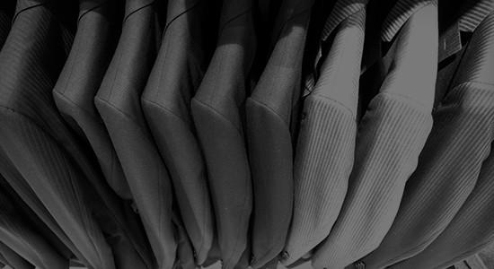 スーツ(ドライクリーニング)